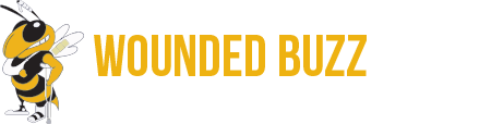Wounded Buzz Logo